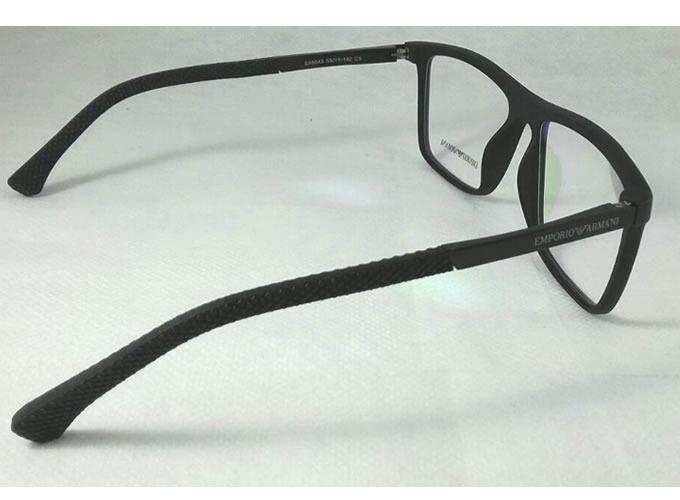 5ba3331648545 Armação Acetato P  Grau Óculos Empório Armani Pronta Entrega - R ...