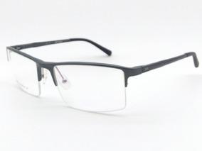 e66882868 Armação Aluminio Oculos Curvado Esportivo Jc170