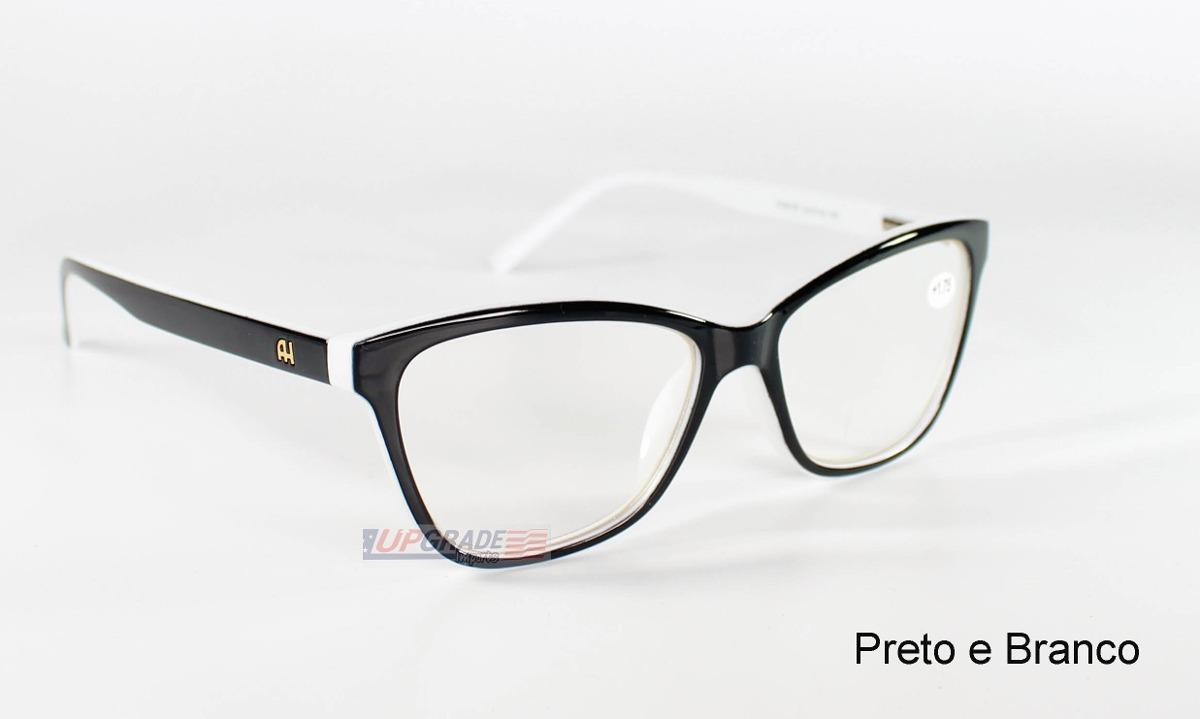 armação ana hickman ah6197 óculos para grau barato acetato. Carregando zoom. b018ef23e9