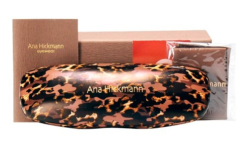Armação Ana Hickmann Ah6269 G21 L3 - R  440,00 em Mercado Livre a960de47d4