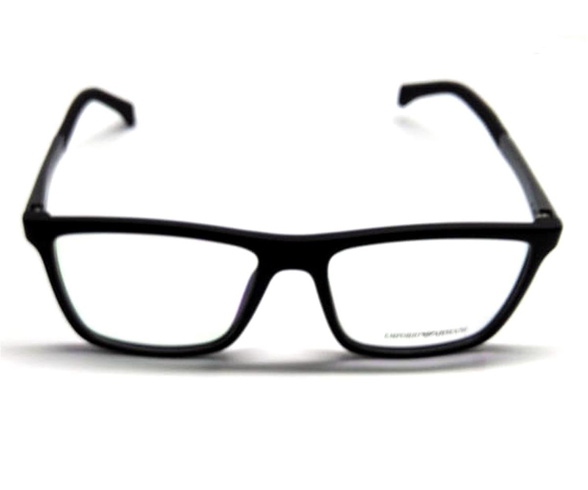1e6fda5fdba01 armação armani emporio oculos p  grau ea6043 - acetato. Carregando zoom.