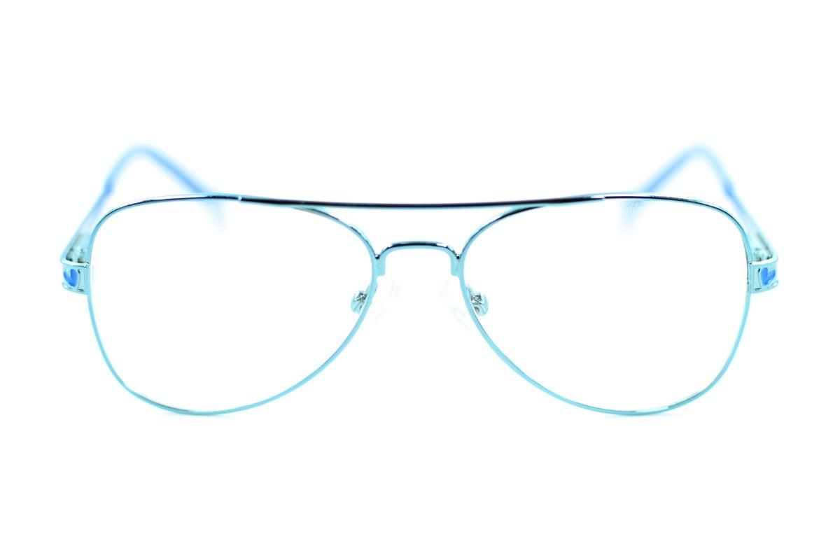 armação aviador metálica infantil caçador óculos lentes grau. Carregando  zoom. 533c845c48