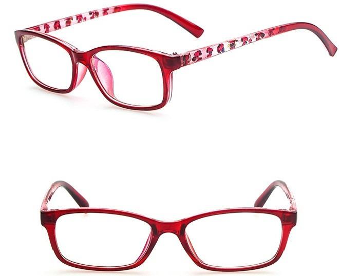 Armação Colorida Infantil Criança Óculos Lentes De Grau . - R  50,00 ... 2691f8dd2a