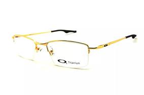 0987103ad Oculos De Grau Com Lentes De Descanso Oakley - Óculos no Mercado Livre  Brasil