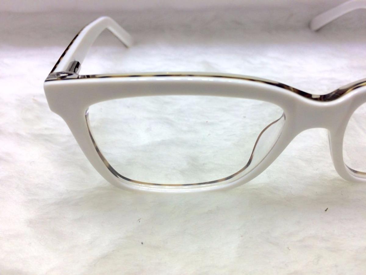 00065dfdd3ecc armação de grau branco em acetato oculos luxo - resistente. Carregando zoom.