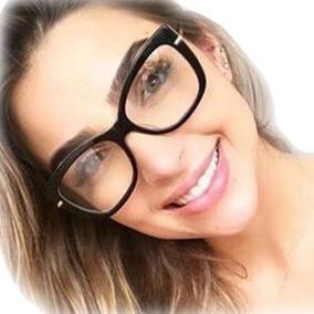 f14286dfc Oculos De Sol Marc Jacobs Mj 420/s + Brinde. Paraná · Armação De Grau  Feminino Gatinho Moda Lindo Frete Brinde 545