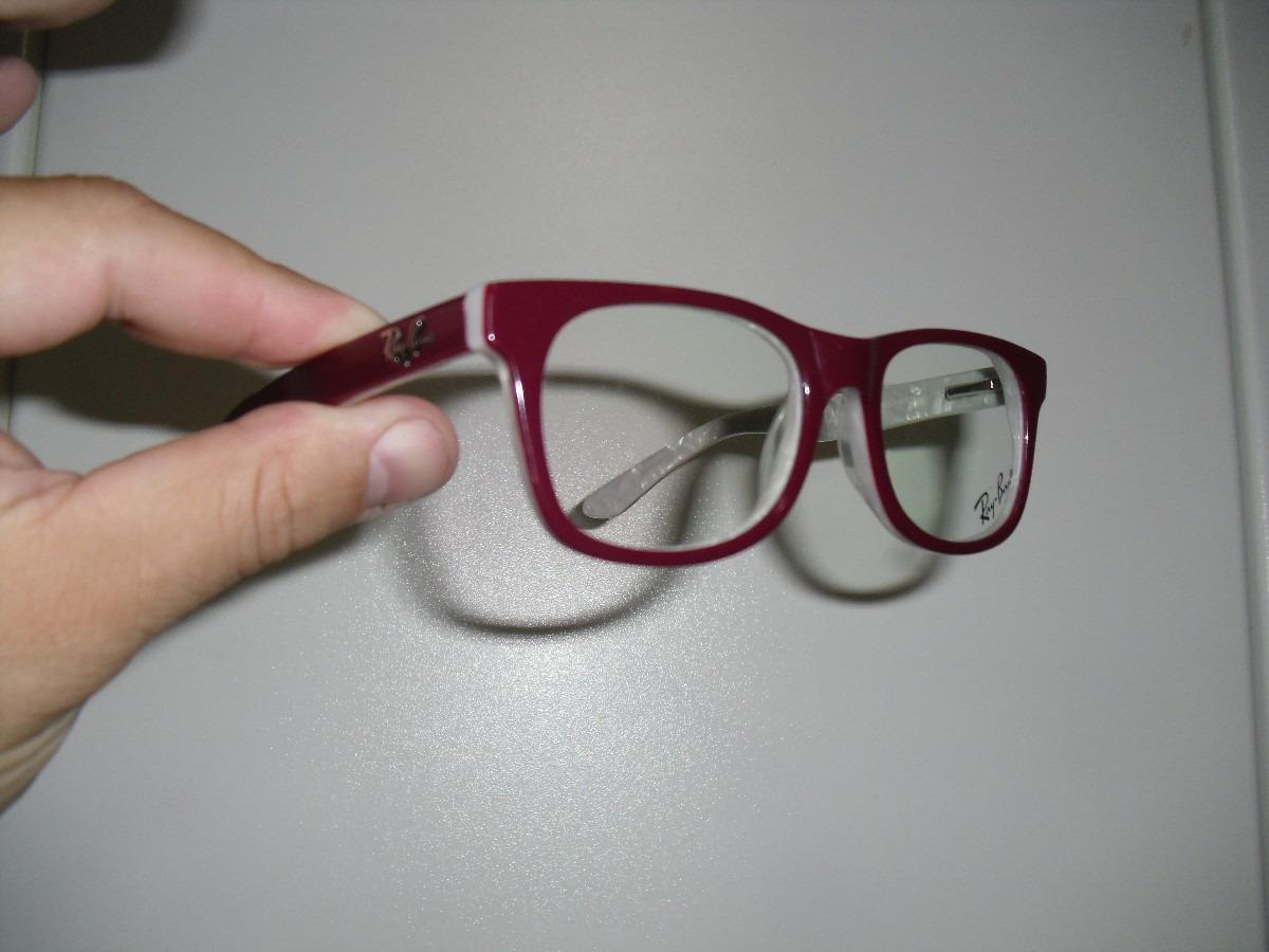 Óculos de Grau Ray Ban Infantil RB1552l  Tri-Jóia Shop Armação De Grau  Infantil Ray Ban - R  118,00 em Mercado Livre 6bfaed3394