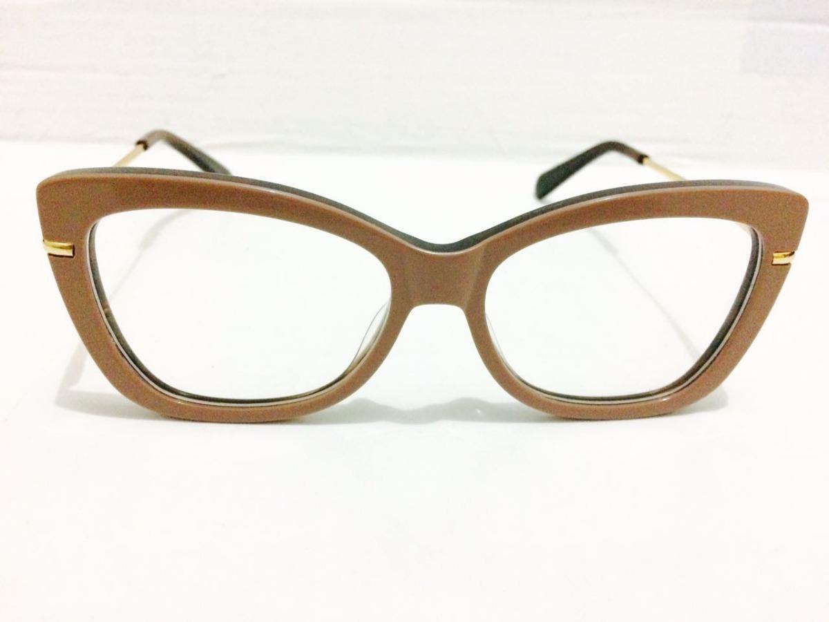 2f5f152f34f57 Armação De Grau Marc Jacobs Oculos Grande - Envio Ja! - R  135,00 em ...