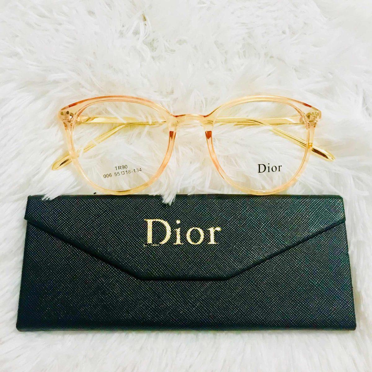 Armação De Grau Óculos Feminino Transparente Redondo Vintage - R  49 ... 368f84ace9