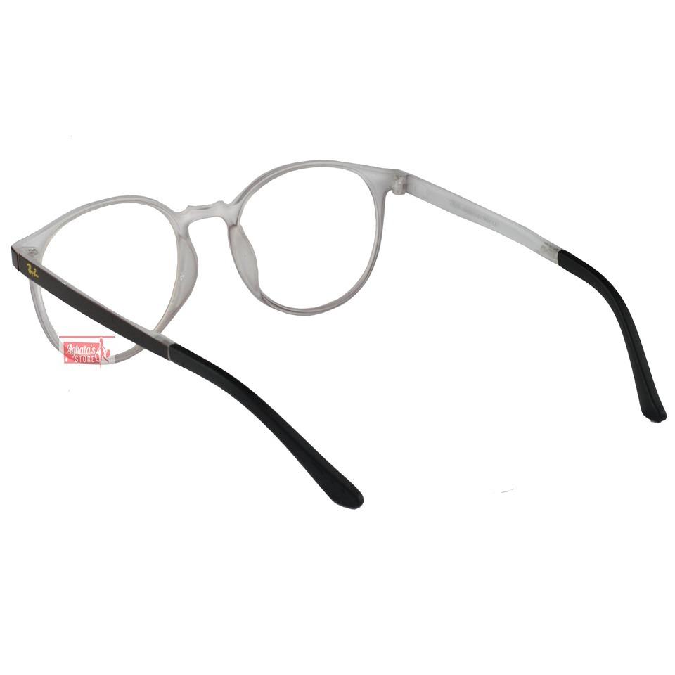 0ca45d8d1417d armação de grau óculos redondo lançamento geek vintage 2018. Carregando  zoom.