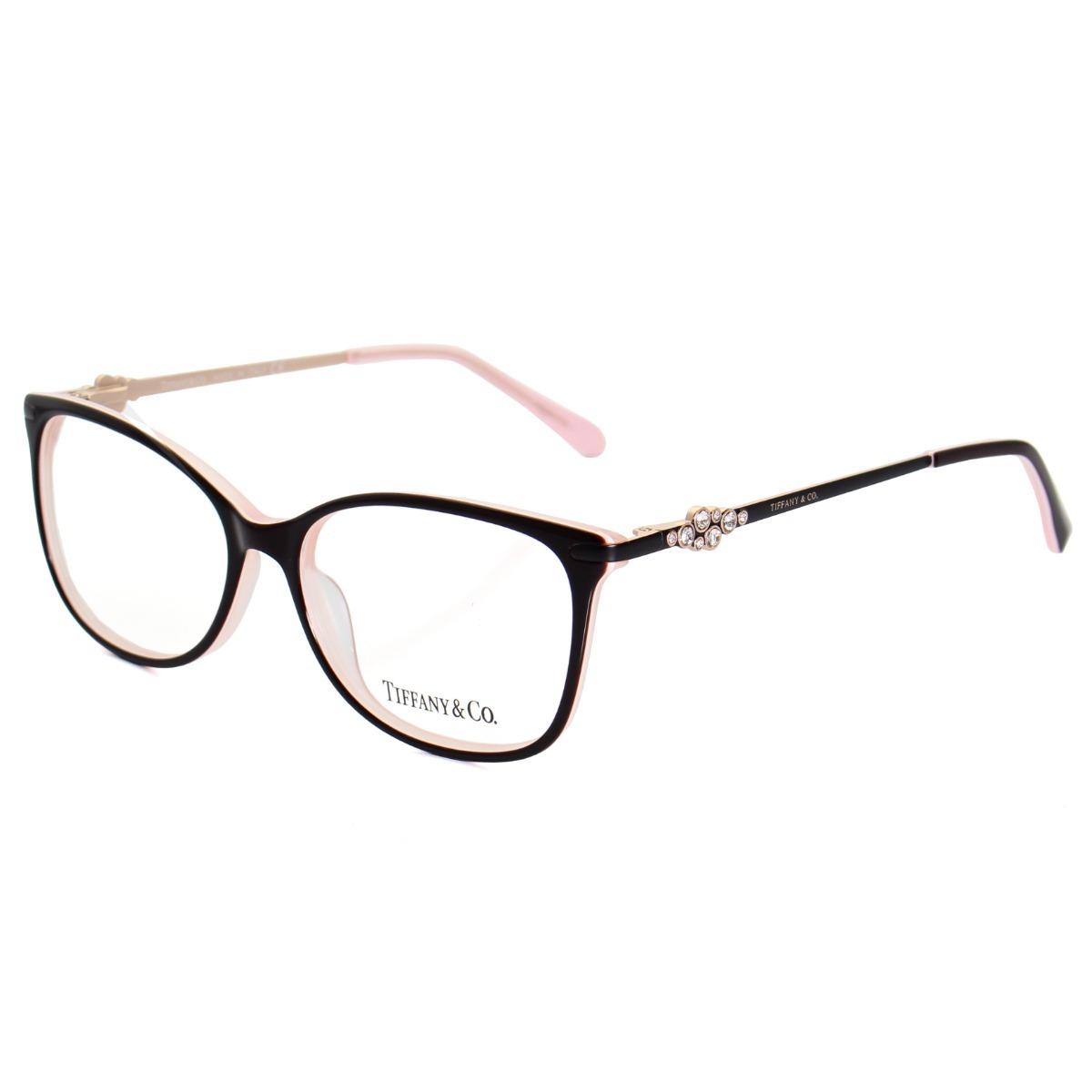 b0cb7cb4f armação de grau - tiffany & co. acetato - tf2133 b oculos. Carregando zoom.