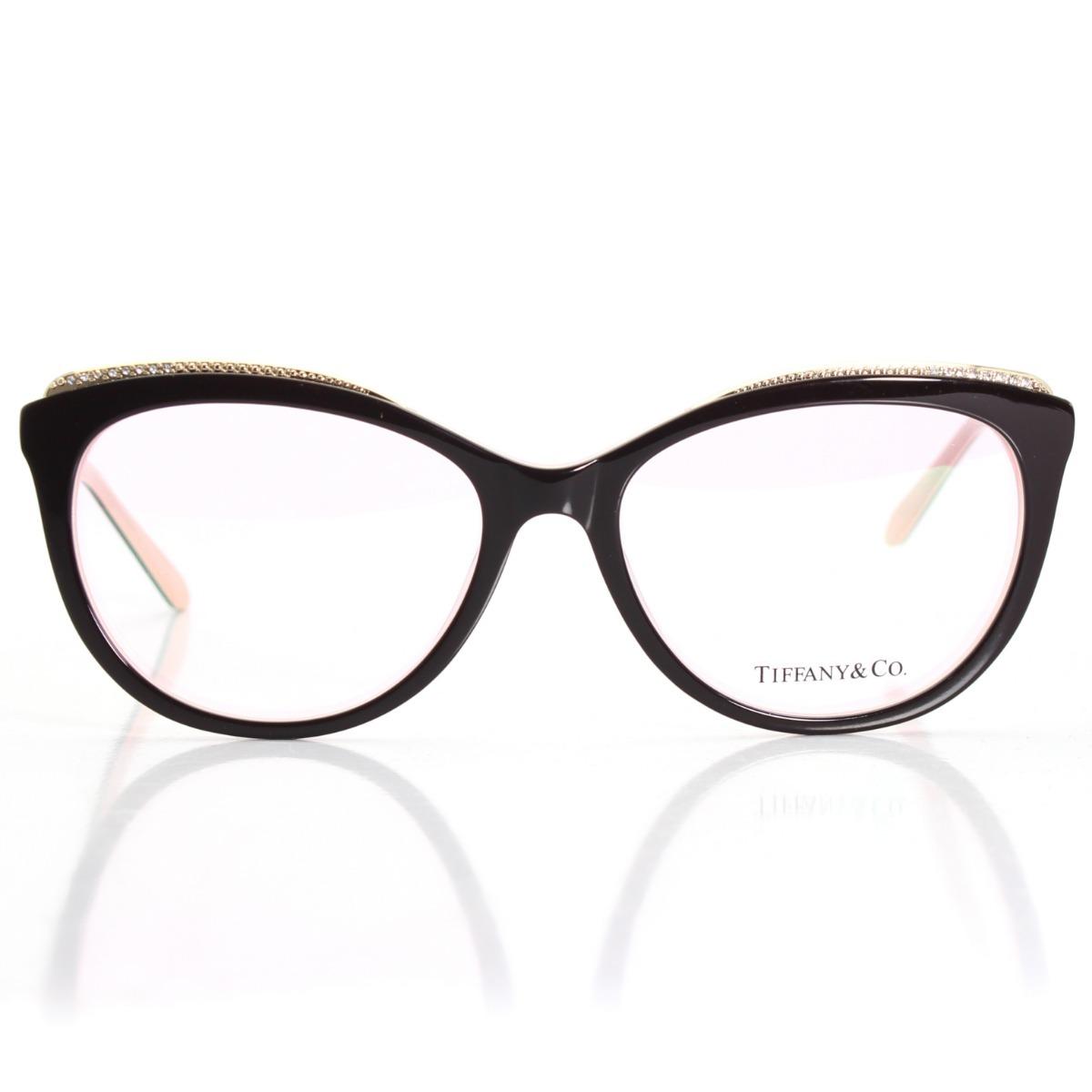 8bd4e5134689f armação de grau - tiffany   co. gatinho - tf2147 oculos. Carregando zoom.
