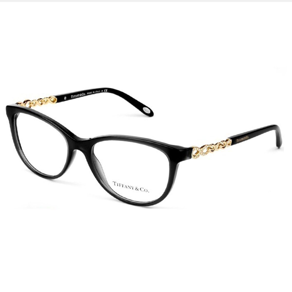 armação de grau tiffany   co. infinito tf2120-b oculos. Carregando zoom. d9b9c48f5c