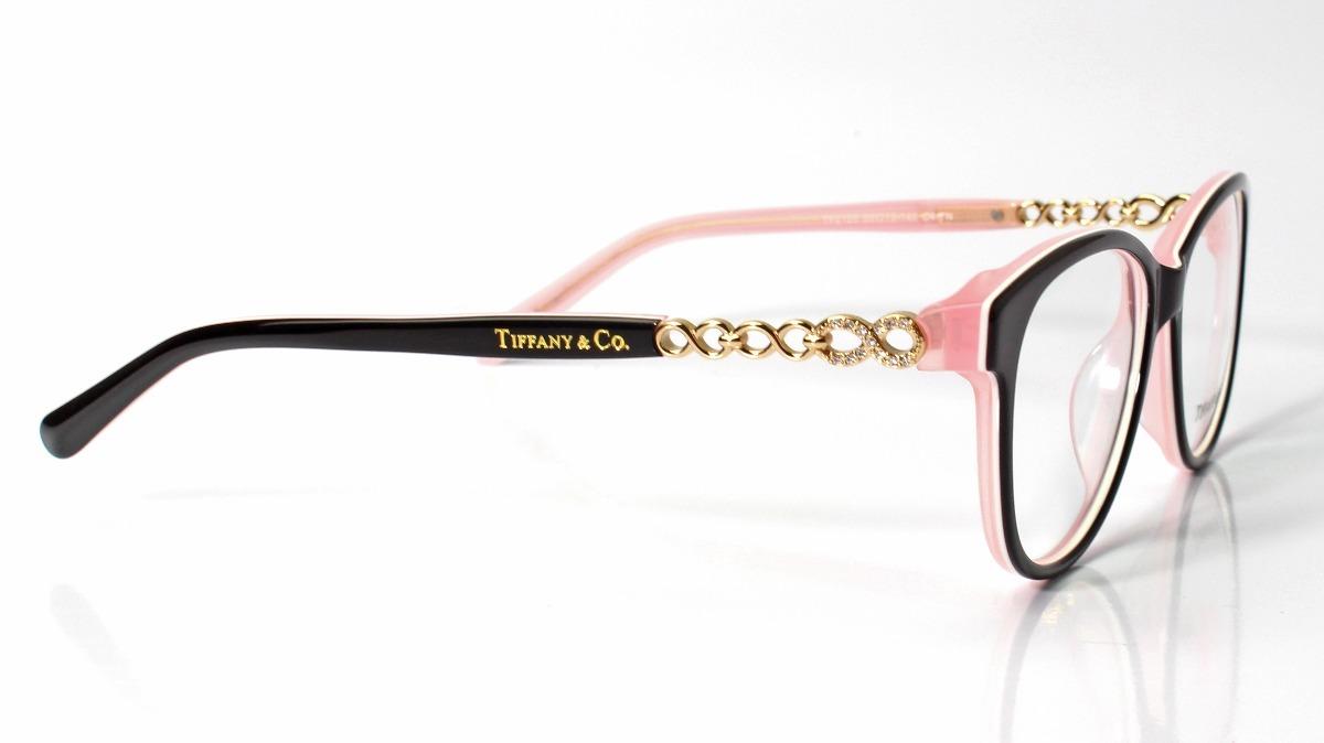 23379a0bfd19e armação de grau tiffany   co. infinito tf2143-b oculos. Carregando zoom.
