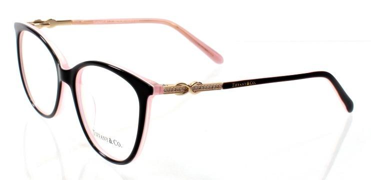 07af2b9da7874 Armação De Grau Tiffany   Co. Infinito Tf2143-b Oculos - R  139