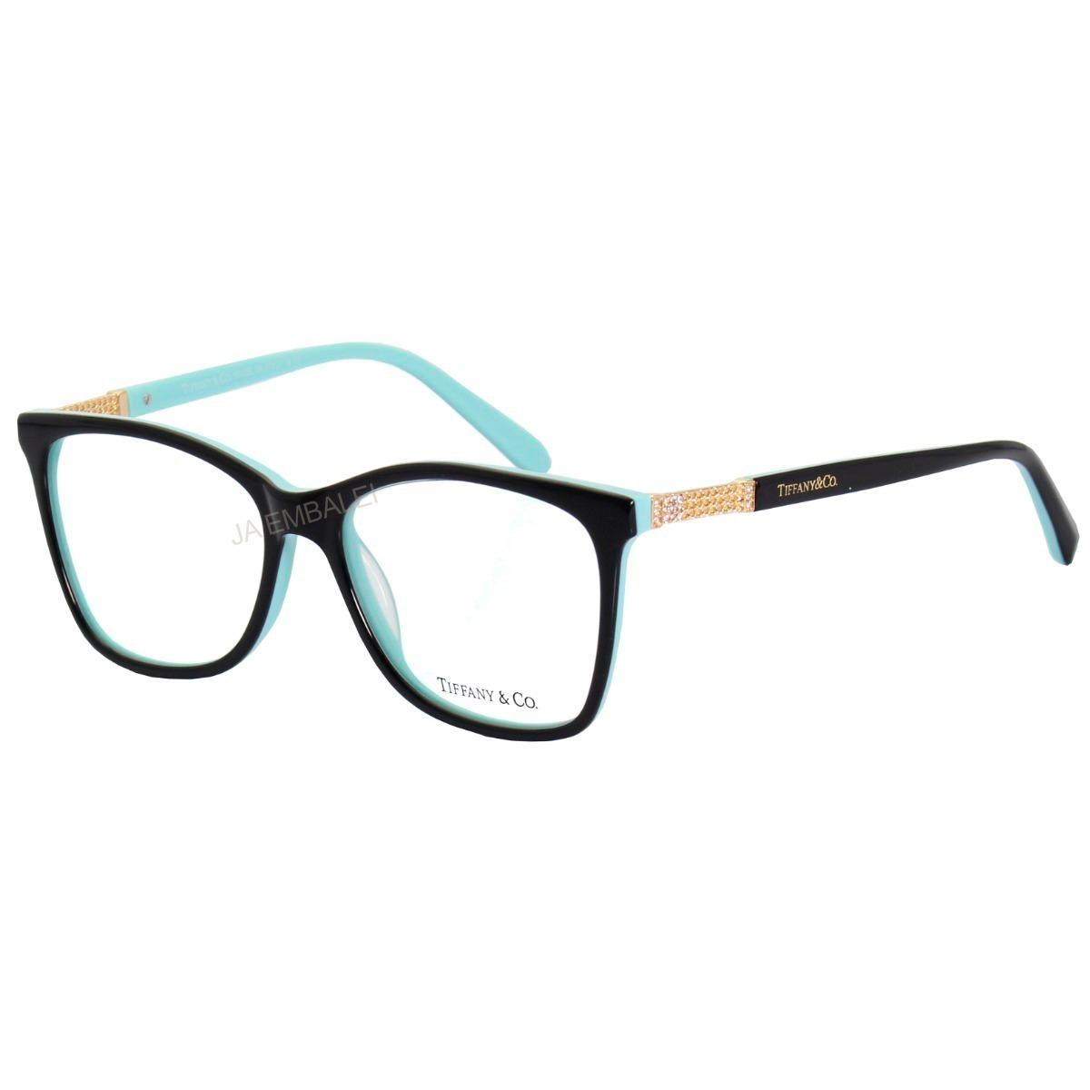 f29329d7a6a57 Armação De Grau - Tiffany   Co. - Tf2116 B Oculos Acetato - R  120 ...