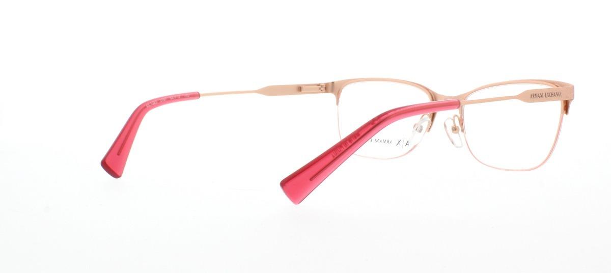 0116de57e9cfa armação de óculos armani exchange ax 1023 3167 53-17 140. Carregando zoom.