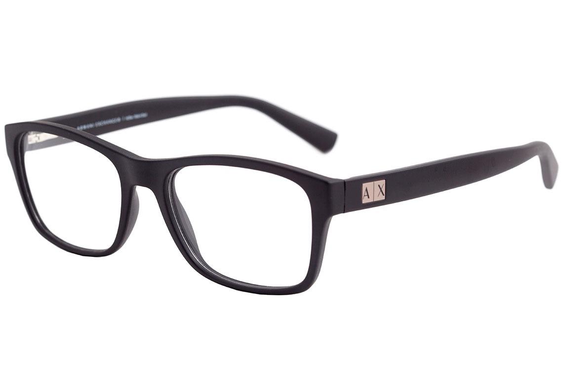3ed7d9587300b armação de óculos armani exchange ax 3039l 8078 54-18 145. Carregando zoom.