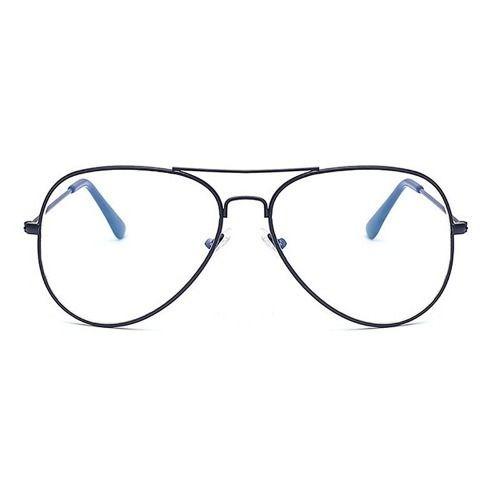 3053b79304d43 Armação De Óculos Bl Prata