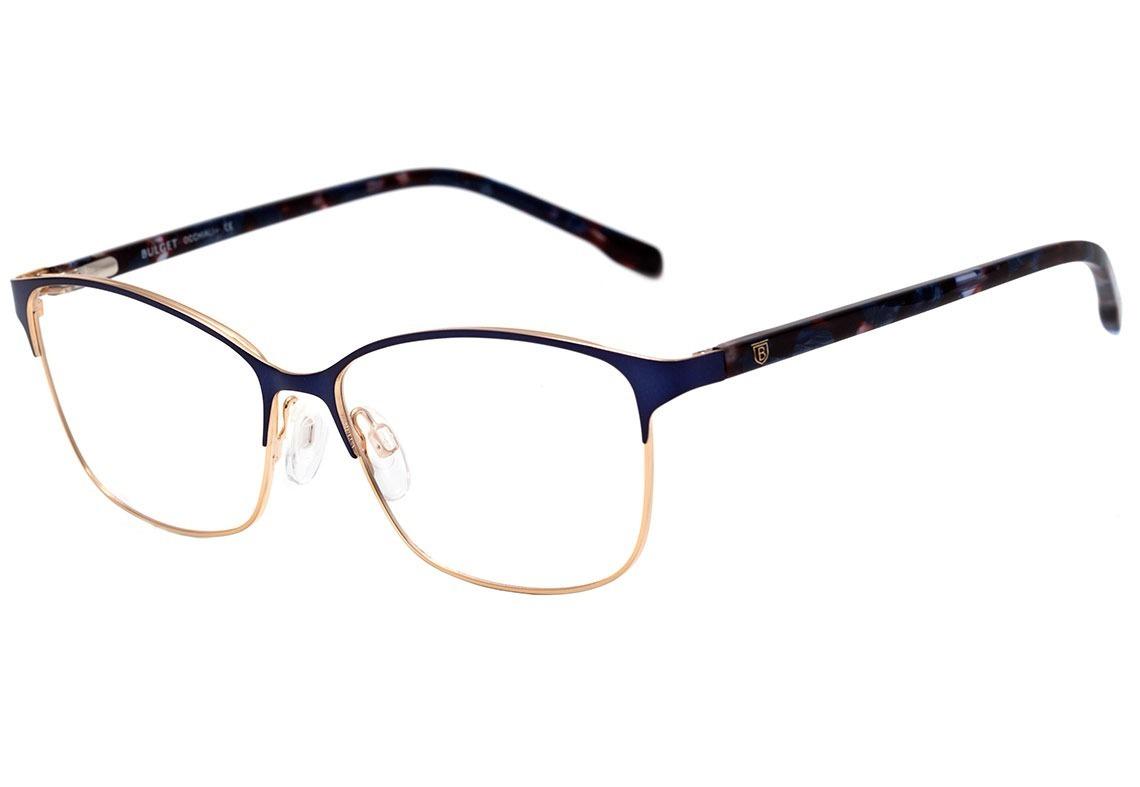 02a4b5137508d Armação De Óculos Bulget Bg1552 06a 54-14 142 - R  194