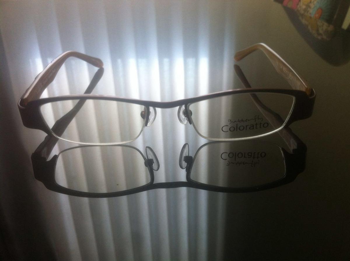 7a5d2d8c75c5e Armação De Óculos Butterfly I154 - R  20,00 em Mercado Livre