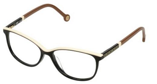 f016aa6471042 Armação De Óculos Carolina Herrera Vhe587 Col.0700 140 - R  559