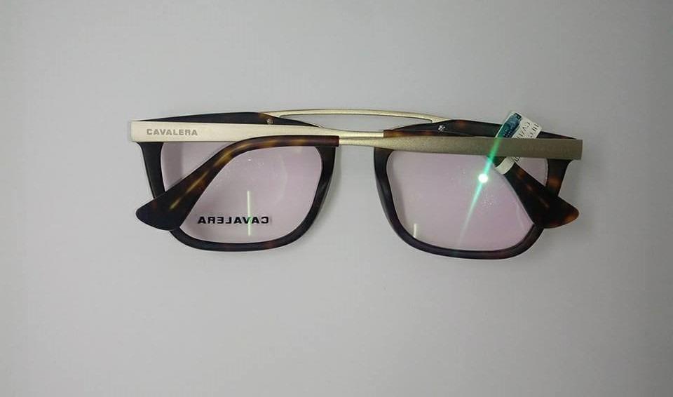 805c22629776b Armação De Óculos Cavalera Cv71159 (promoção) - R  130,00 em Mercado ...