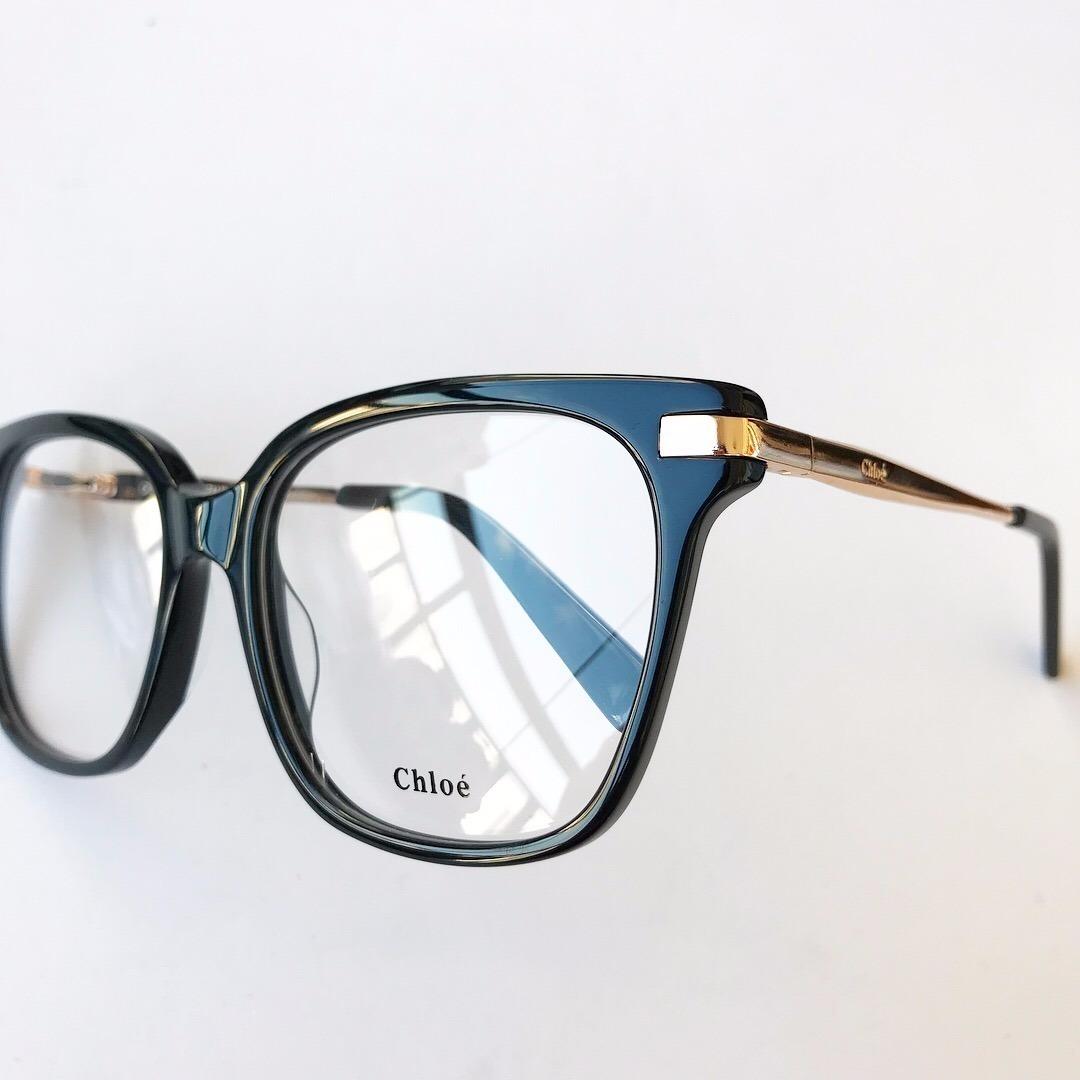 3a9de617e8342 armação de óculos chloé de grau feminino importado cor preto. Carregando  zoom.