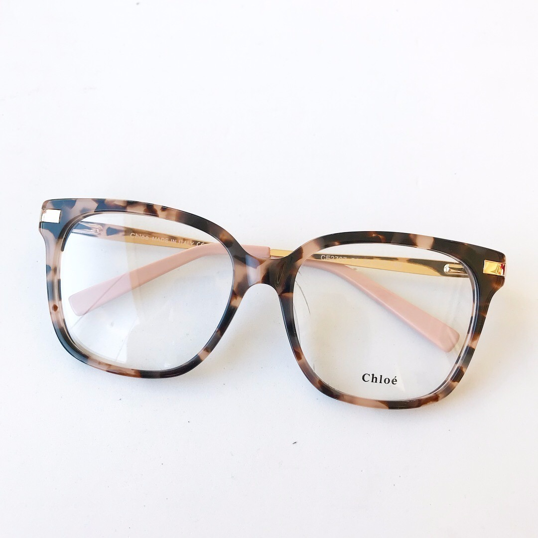 1b02b853b0685 armação de óculos chloé grau. feminino importado tartaruga. Carregando zoom.