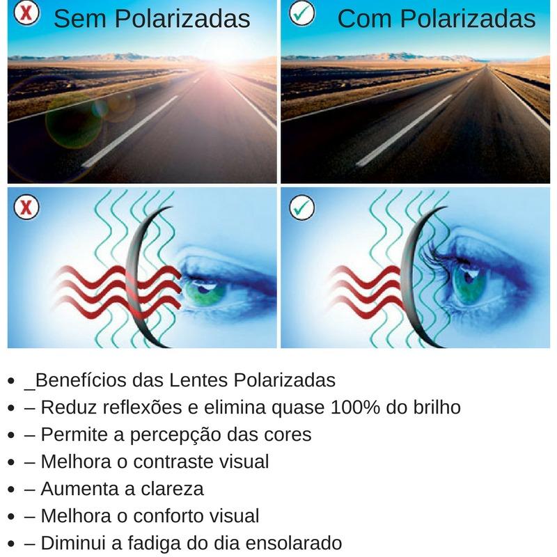 armação de óculos clip on polarizado e night driver f gratis. Carregando  zoom. be605c086f
