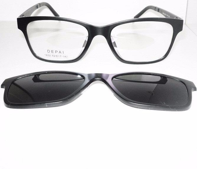 Armação De Óculos Clip On Polarizado Night Drive Feminino - R  78,82 em  Mercado Livre 7d77965be9