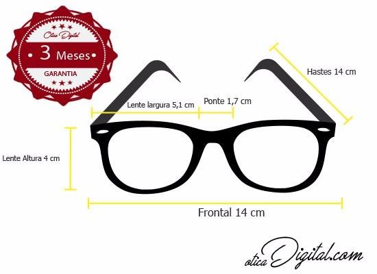 ab579b8cd Armação De Óculos De Grau Acetato Feminino Colorido Mtr137 - R$ 99 ...