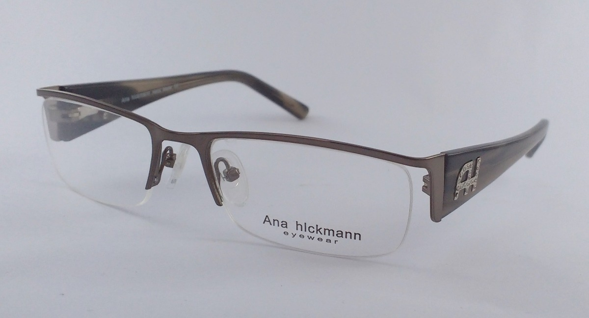 Armação De Óculos De Grau Ana Hickmann - R  109,00 em Mercado Livre bfae2996c4