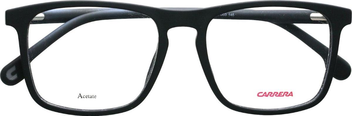 51a4383e2 Armação De Óculos De Grau Carrera 158/v 003 - R$ 359,00 em Mercado Livre