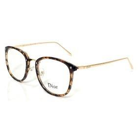 12528046d Armação De Oculos De Grau Dior Tartaruga Quadrado Feminino - R$ 121 ...