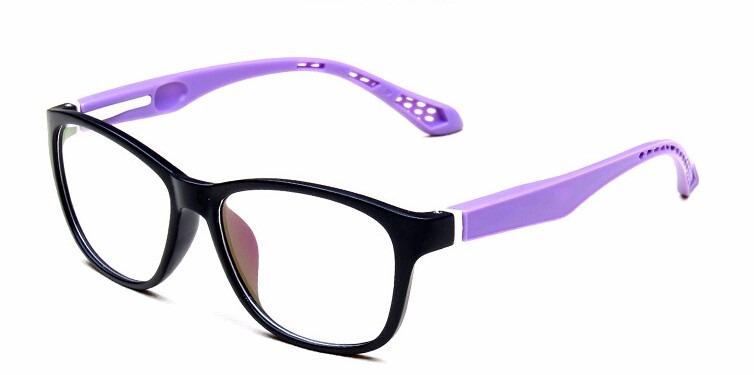 73e132f7a Armação De Óculos De Grau Feminina Retrô Jovem Lançamento !! - R$ 69 ...