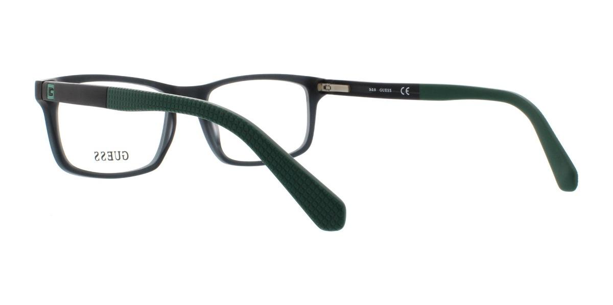 961c7f0f8 Armação De Óculos De Grau Guess Feminino - Gu1878 097 - R$ 437,00 em ...