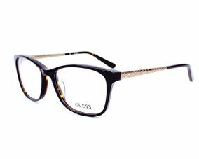 185eb43d1 Óculos De Grau Guess Gatinho - Óculos no Mercado Livre Brasil