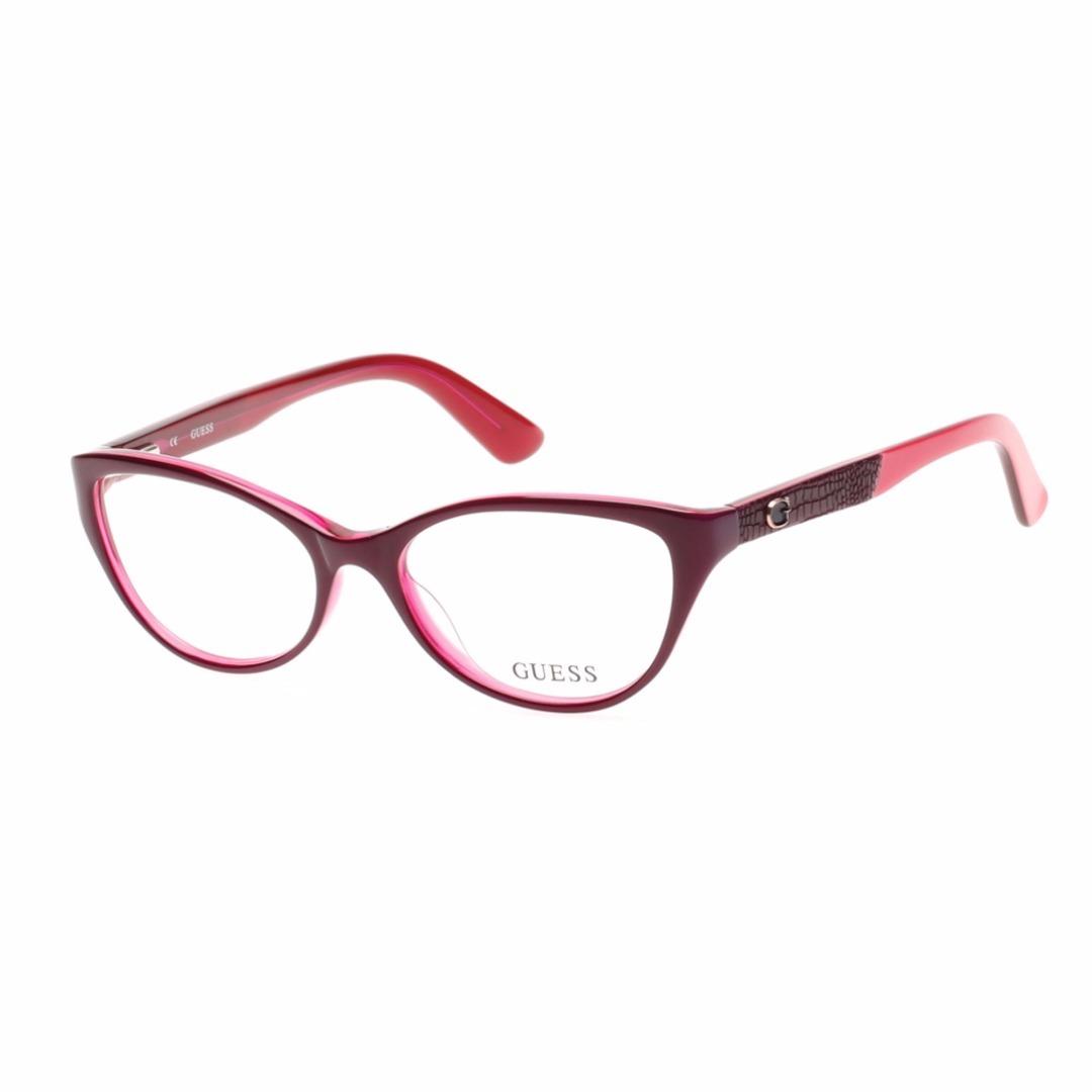f65597dcf Armação De Óculos De Grau Guess Feminino - Gu2509 081 - R$ 379,00 em ...