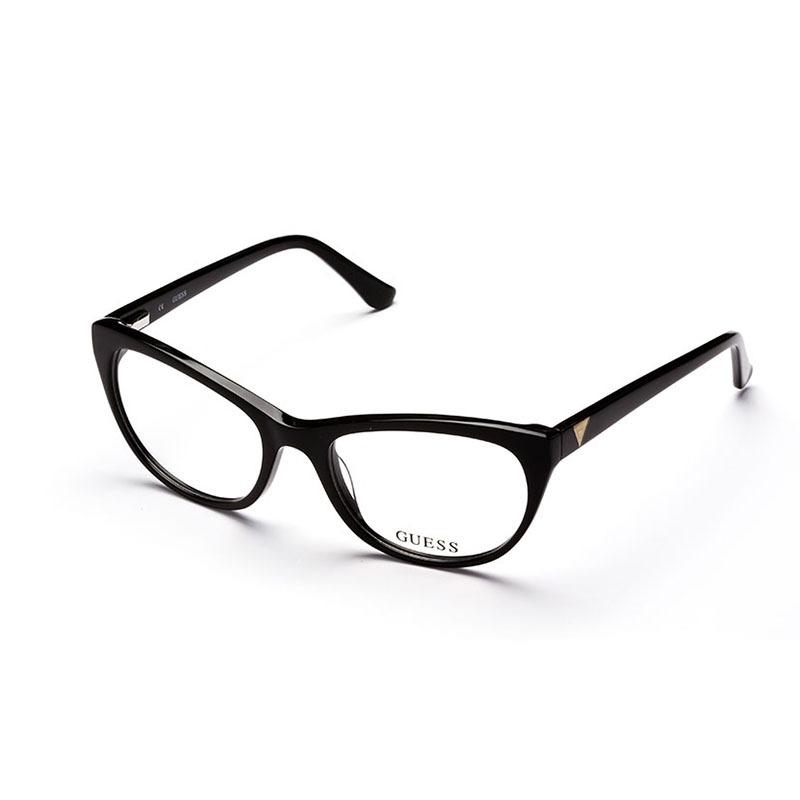 0a734b4fa Armação De Óculos De Grau Guess Feminino - Gu2529 001 - R$ 396,00 em ...