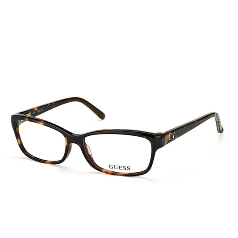 3e5ed1f4c Armação De Óculos De Grau Guess Feminino - Gu2542 052 - R$ 362,00 em ...