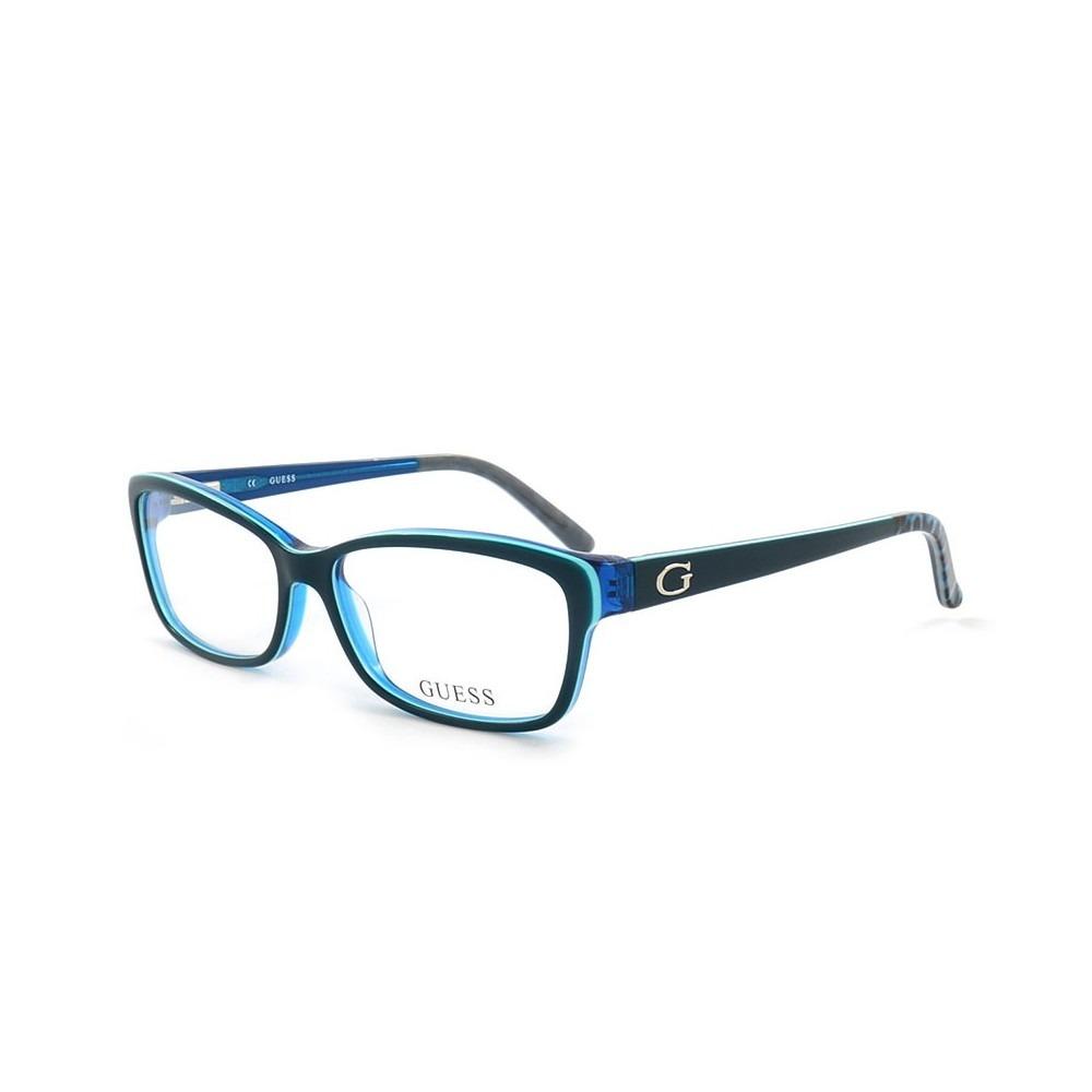 0e4a2f0e9 Armação De Óculos De Grau Guess Feminino - Gu2542 090 - R$ 359,00 em ...