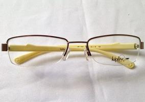 1d695a30b Oculos De Grau Kipling Infantil - Óculos Amarelo no Mercado Livre Brasil