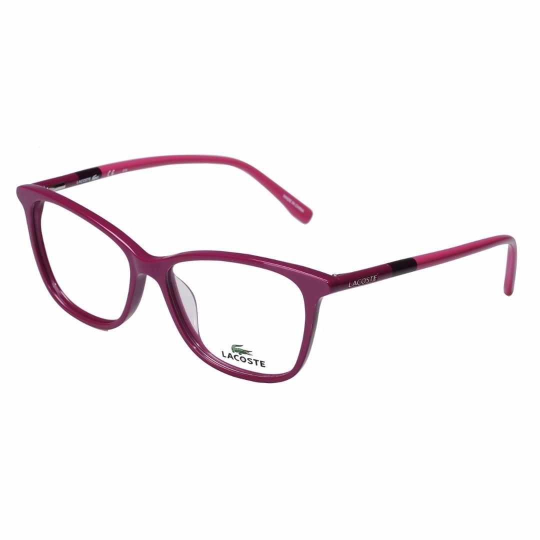 7bce71cff7e9d armação de óculos de grau lacoste feminino - l2751 539. Carregando zoom.