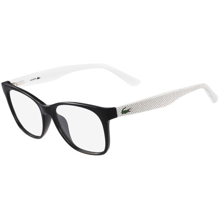 d4cac69db402c Armação De Óculos De Grau Lacoste Feminino - L2767 001 - R  549