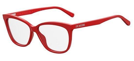 Armação De Óculos De Grau Love Moschino Feminino Mol506 C9a - R  359,00 em  Mercado Livre 9160716752