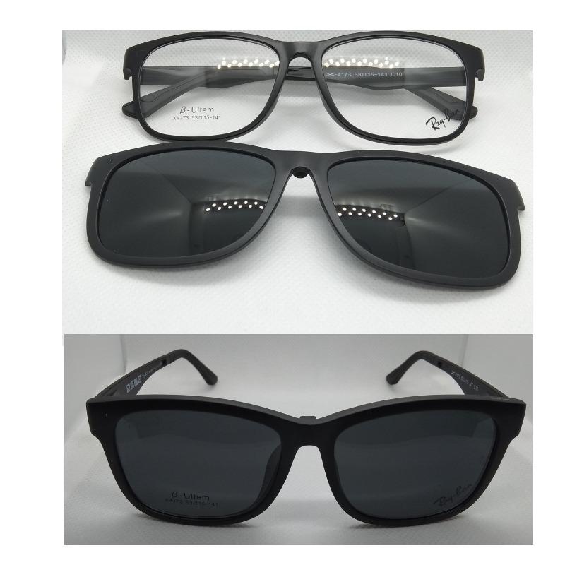c99491c2c0a26 Armação De Oculos De Grau Masculino Em Acetato Vintage Gato - R  120 ...