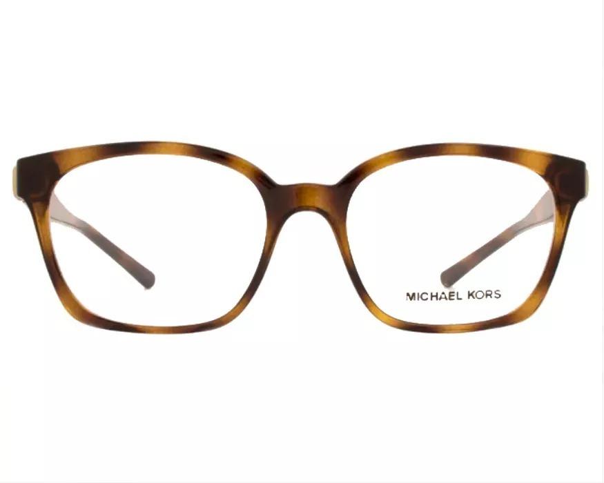 e8fef5b946d8b Armação De Óculos De Grau Michael Kors Mk4049 Val - R  399,00 em Mercado  Livre