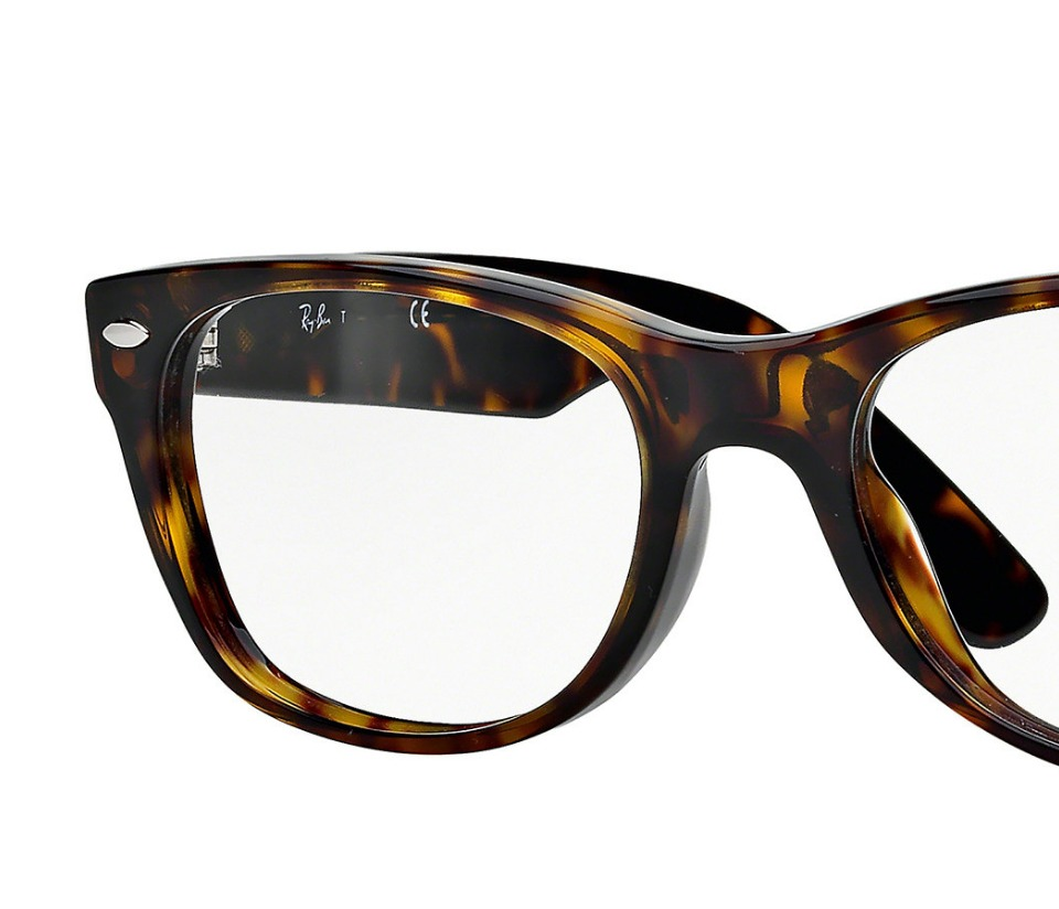 Armação De Óculos De Grau Modelo Wayfarer Tartaruga - R  131,00 em ... 4b93760776