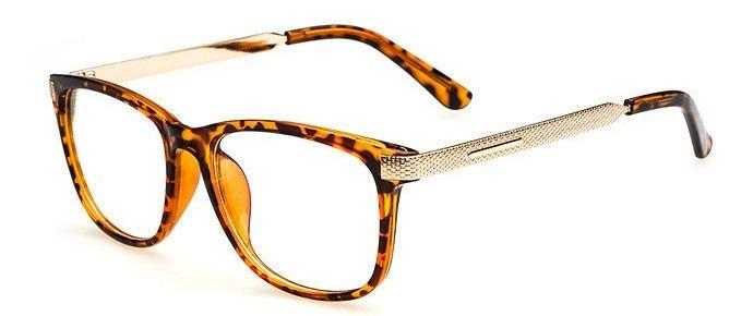 6c9dd03baf9cb Armação De Óculos De Grau Retrô   Importado   Alta Qualidade - R  59 ...